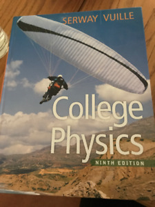 College Physics Serway Vuille 9th ed