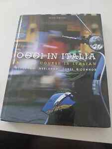 Laurier - first year Italian IT 101 Text Kitchener / Waterloo Kitchener Area image 1