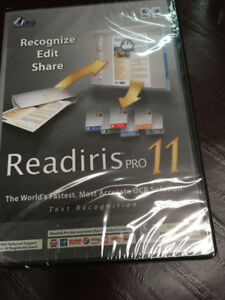 Computer Software Iris Pro 11 and 12