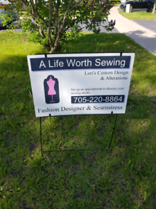 A Life Worth Sewing.