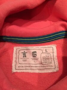 Aritzia Park Life Hoodie (Olympic Special Edition) Kingston Kingston Area image 3