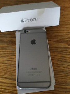 IPhone 6 16Gb ready to go