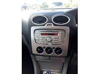 Cd 6000 CD player stereo, Fits focus mondeo Cmax etc