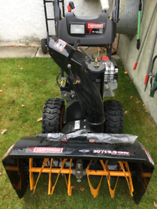 """SNOW BLOWER/THROWER - 30"""" TWO STAGE POWER PROPELLED"""