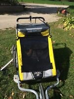 FOR SALE CHARIOT STROLLER