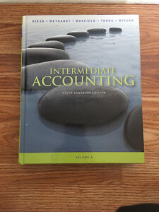 Intermediate Accounting 9th Canadian edition volume 1