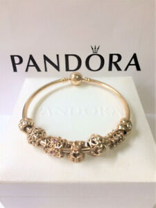8bcd1ec2f Pandora Charms 14k | Great Deals on Designer Watches and Jewellery ...