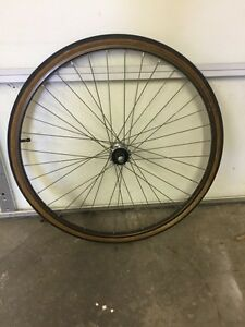 Single speed retro free wheel