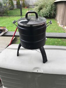 ButterBall Oil Free Turkey and Poultry Fryer/Smoker