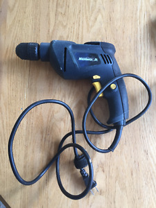Mastercraft power drill - Works great