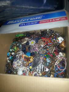 Only $50 big costume jewellery lot