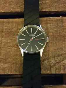 Men's Nixon 'The Sentry' watch in 10/10 condition.