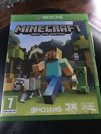 Xbox One Minecraft Game