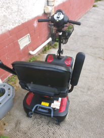 Prism mobility scooter