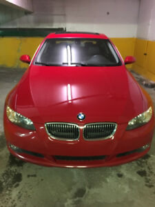 BMW E92 328Xi Coupe, end 2009, 6 speed manual, 84748km, 14 900$