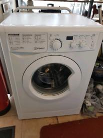 Indesit 7kg Washing Machine (As New)