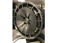 "16"" Klutch alloy wheels Alloys Rims tyre tyres 4x100 Renault vw Volkswagen Vauxhall seat"