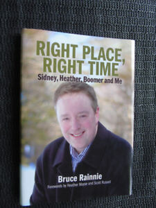 RIGHT PLACE, RIGHT TIME by Bruce Rainnie [ 2012}