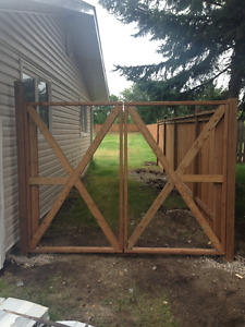 FENCE POST/ FENCE BUILD 100% CLIENT RATING