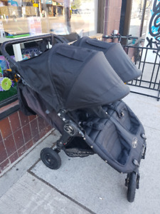 2013 Baby Jogger City Mini GT Double Stroller