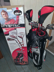 Hippo Hiptech Complete Golf Set