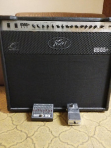 Peavey 6505 112 60W Combo Incl. Pedals & Footswitch