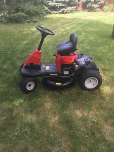 Excellent condition- Yard Machine riding lawn mower