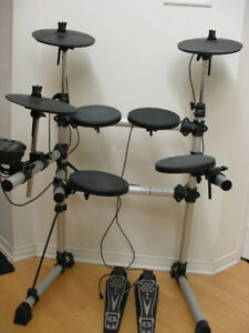 Univox model DD402 electronic drum