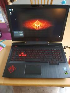Laptop gamer HP Omen 17.3