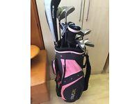 Ladies RH Golf Set & Bag