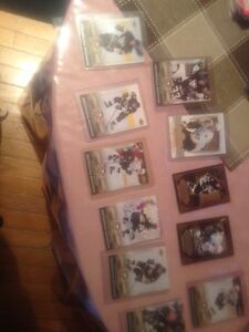 Hockey cards for sale includes autographs