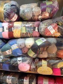 Knitting Yarn Deal 500 balls £350 Knitting Wool