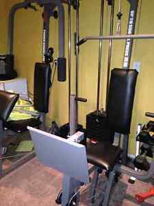 All in 1 Home Gym Excellent condition