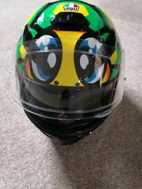 Agv k-3 Sv Rossi Tartaruga full face motorcycle helmet