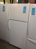 White Refrigerators - We Pay the HST!