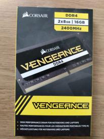 Corsair DDR4 16GB (2x8) 2400 laptop