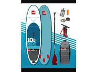 For Sale: RED 10'8 iSUP FULL KIT