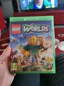 Lego worlds!!