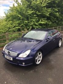 Mercedes CLS 5.5