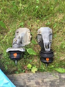 Toyota chaser jzx100 motor mounts