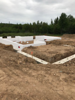 Insulated Concrete Form Basements