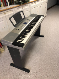 Yamaha digital piano - YPG 525 Excellent Condition