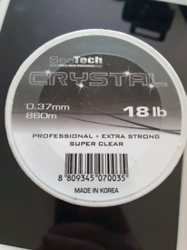 Brand new clear fishing nylon line