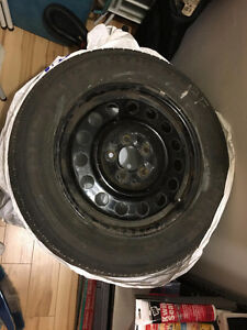 3 Delta Majestic Tires & Rims