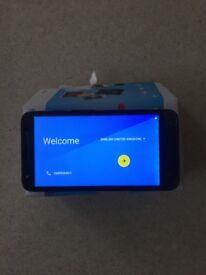 Alcatel Pixi 4 smartphone, O2 network. As new.