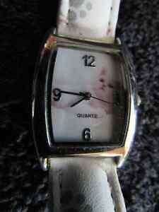 White Kitten Watch