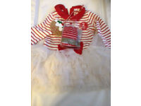 New with tags baby girl christmas outfit from Next