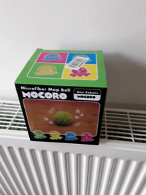 Microfiber mop ball mocoro