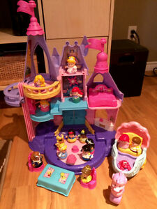 Little People Disney Princess Song Palace