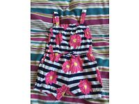 Gap girls all in one summer suit age 4 new without tag